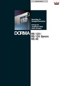 Katalog RS 120