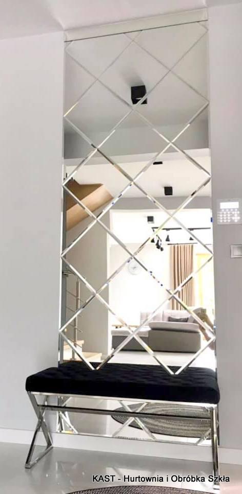 lustra fazowane w formie układanki